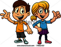Stock-vector-cute-cartoon-boy-and-girl-both-in-separate-layers-for-easy-editing-77662453